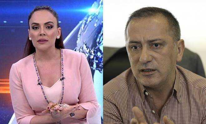 Fatih Altaylı'nın açıklaması Buket Aydın'ı kızdırdı!