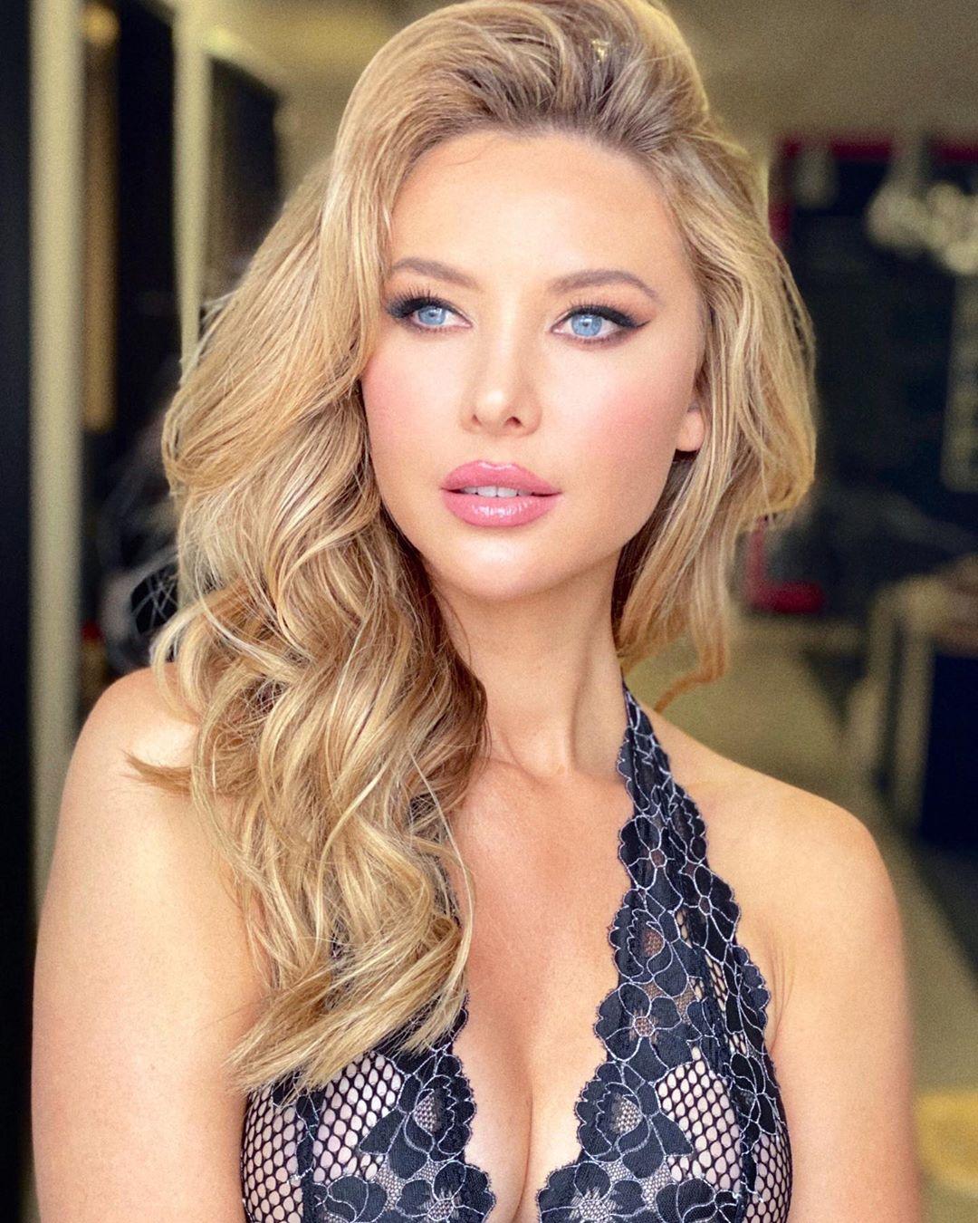 Haftanın Modeli Tiffany Toth