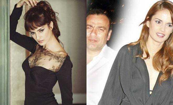 Selin Demiratar ile iş insanı Mehmet Ali Çebi evlendi