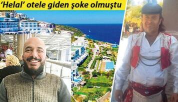 Helal turizmin haram patronu Taner Aydın şirketi 'Köçek'in üzerine yapmış