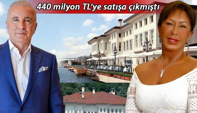 Ünal Aysal'ın 'Borcu yoktur' dediği oteli icradan satışa çıktı