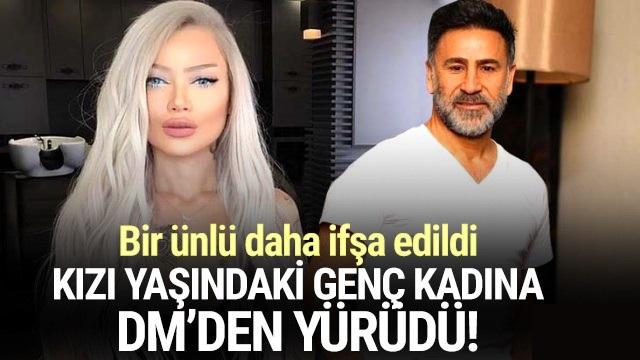 Dj Aysu Varol İzzet Yıldızhan'ın mesajlarını ifşa etti!