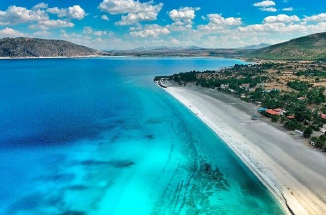 Candan Gökçeoğlu Salda Gölü mutlaka korunmalı!