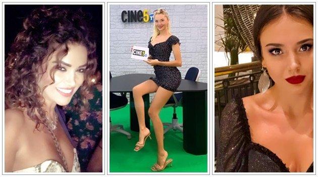 EFSANE ÜÇLÜ CINE5 TV'DE