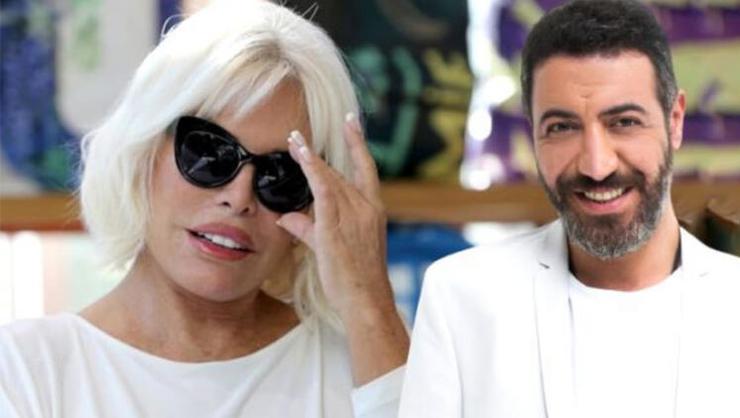 Ajda Pekkan ve Hakan Altun aşk yaşıyor iddiası