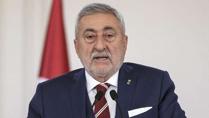 TESK Başkanı Palandöken: Program tüm kesimler için güven verici