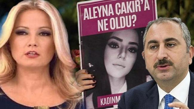 """Adalet Bakanı Abdülhamit Gül """"Müge Anlı Savcı televizyon programcısı değildir!"""""""