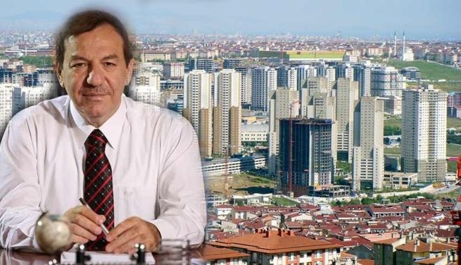Esenyurt'ta inşaat vurgunu! 20 kat izinli bina inşaatı 37 kata yükseltildi