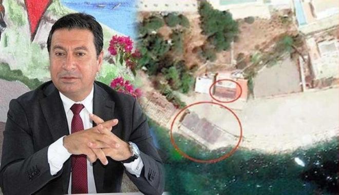 Bodrum Belediye Başkanı Ahmet Aras kamu malına nasıl çöktü?