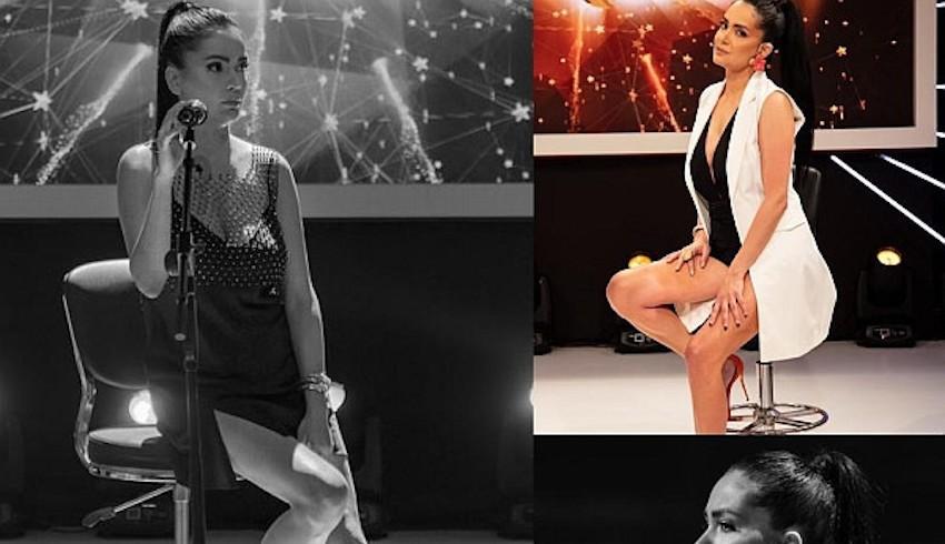 Şarkıcı Aidaz 1 milyon rakamına ulaştı