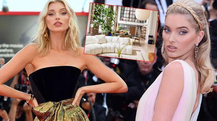 Elsa Hosk'un evini sergilemesinin nedeni ortaya çıktı