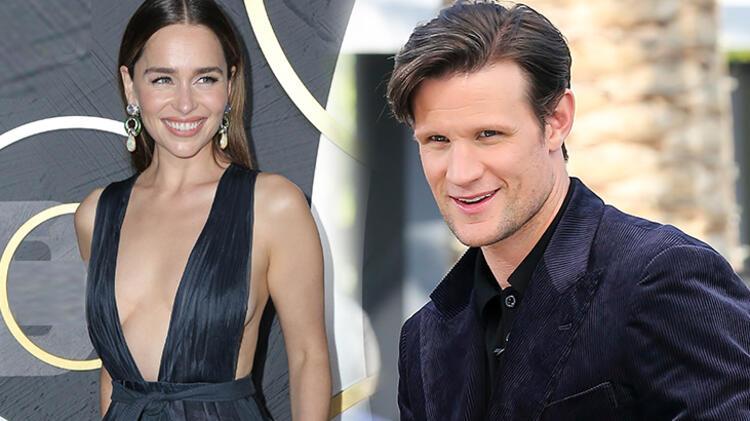 Emilia Clarke ile Matt Smith aşk mı yaşıyor?