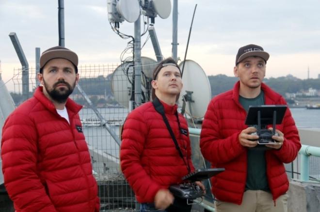 Rus film ekibi İstanbul'u tanıtacak