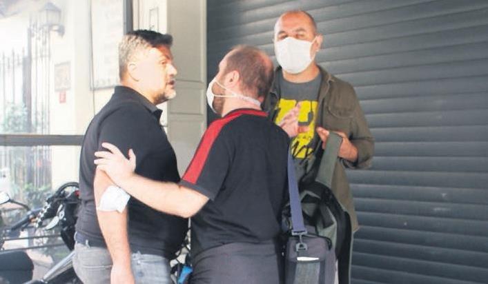 Avukat Mahmutyazıcıoğlu gazetecilere tehdit yağdırdı