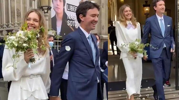 Natalia Vodianova ile Antoine Arnault evlendi
