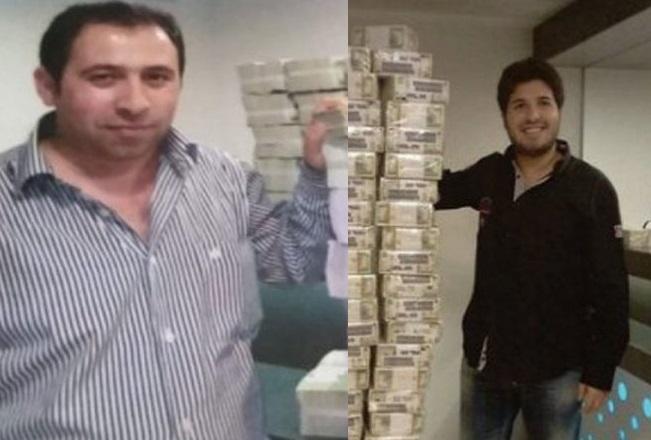 """Reza Zarrab'ın kuryesi konuştu: """"Korkma, Türk yetkililer de işin içinde"""" dedi"""