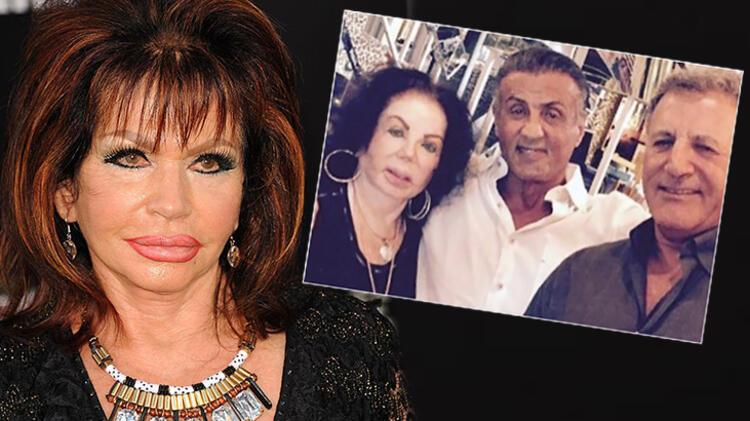 Sylvester Stallone'nin acı günü: 'Kraliçesi'ni kaybetti