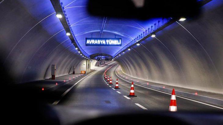 Avrasya Tünelinde 963 milyon TL'lik  ödeme gizlenmiş