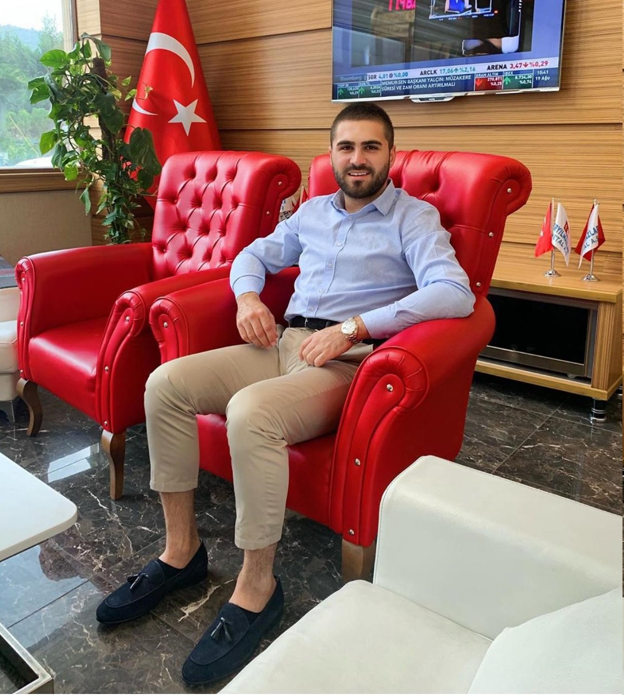 Bekir Eryılmaz: Anadolu'dan Türkiye'ye bir başarı hikâyesi
