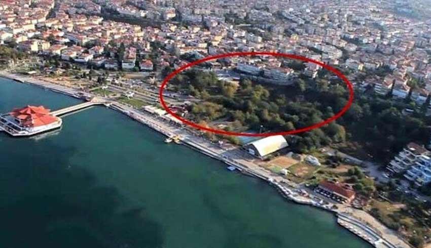 CHP'li belediye Albatros Parkı'na otel dikmek istedi, meclisten geçmedi: Yeşil alan olarak kalacak