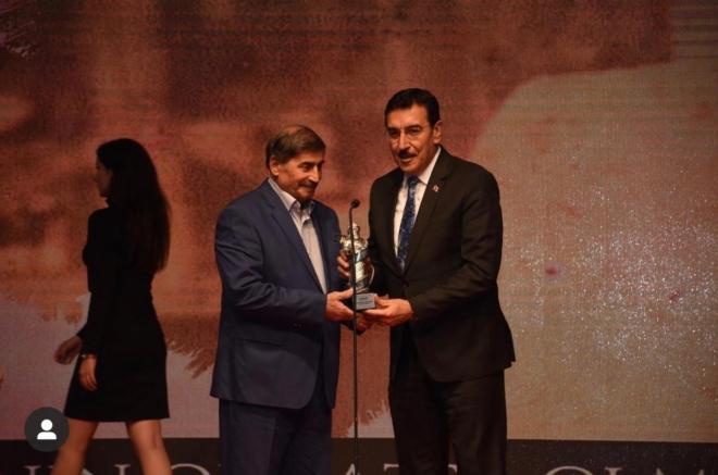 Malatya Film Festivali'nde Ödüle layık görülmüştü