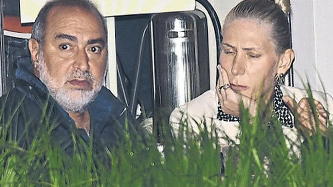 Taha Tatlıcı ile Rezzan Benardete aşkı tam gaz devam ediyor