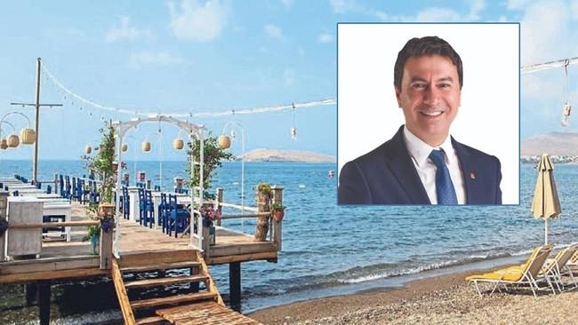 Bodrum Belediye Başkanı'na kaçak yapı soruşturması!
