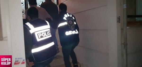 Bursa'da uyuşturucu operasyonunda 2 gözaltı