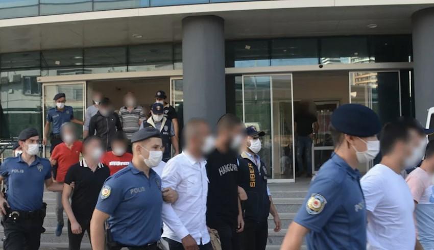 26 ilde FETÖ operasyonu: 110 Gözaltı kararı