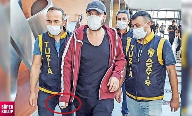 Halil Sezai, 1 yıl 11 ay 17 gün hapis cezasına çarptırılarak tahliye edildi