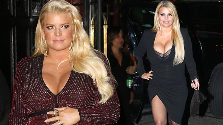 Jessica Simpson 45 kilo verdi! İşte son hali