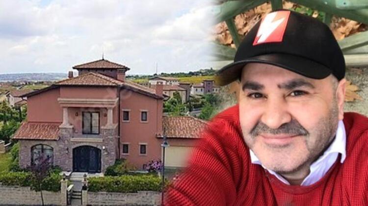 Şafak Sezer villasını satışa çıkardı: 9,7 milyon TL!