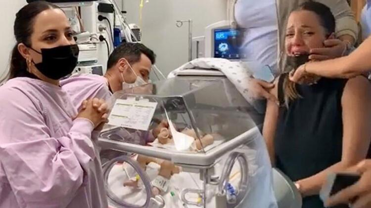 Sinan Özen kızının sağlık durumunu paylaştı!
