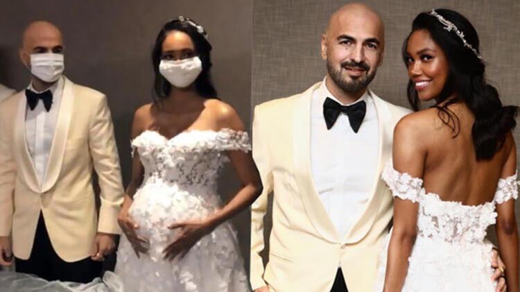 Soner Sarıkabadayı ile Camelo Lopez evlendi