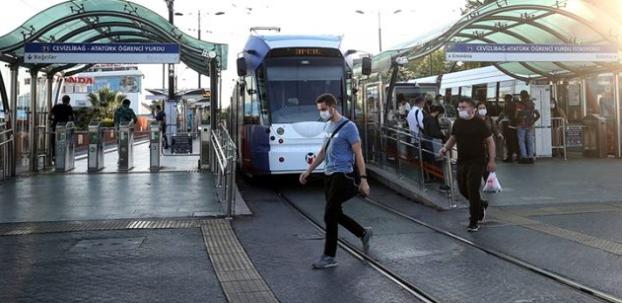 İstanbul'da 12 Ekim Pazartesi günü toplu ulaşım 06.00-14.00 saatleri arasında ücretsiz olacak