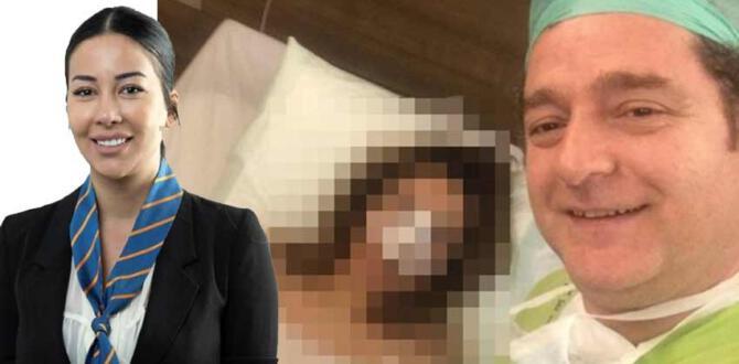 İstanbul'da 'kalça estetiği' faciası! Brezilya kalçası istedi, ölümden döndü…