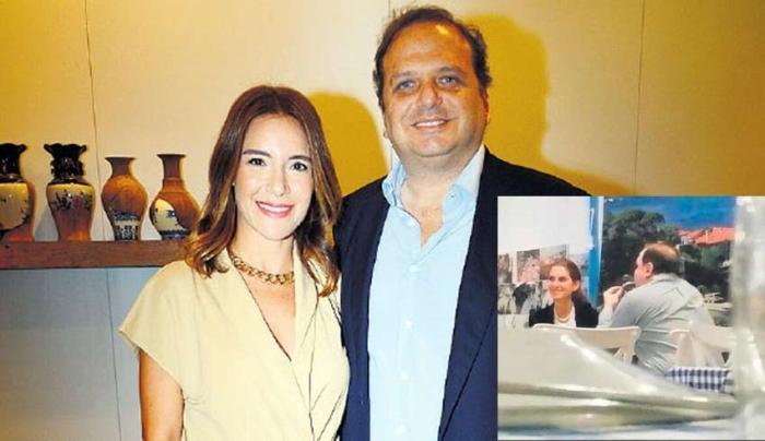 Ünlü iş insanı Kemal Sadıkoğlu boşanmadan sevgili yaptı!