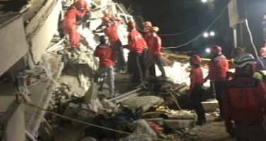 AFAD: '69 vatandaşımız hayatını kaybetmiş; 949 vatandaşımız yaralanmıştır'