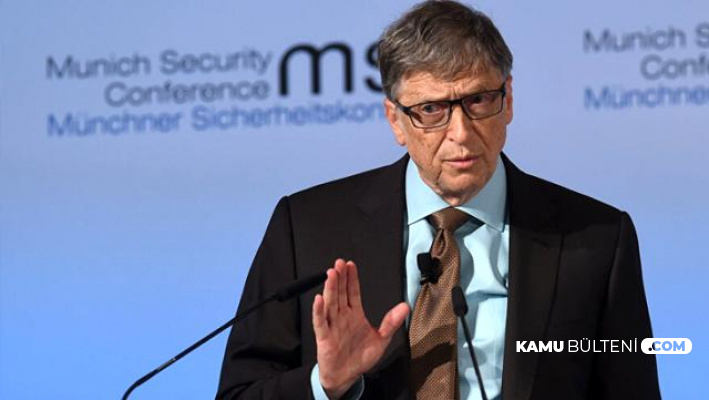 Bill Gates'den o şirket için 4.3 milyar dolarlık teklif