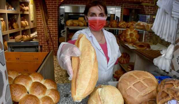 Kafalarına göre zam yaptılar: Ekmek 2 lira oldu