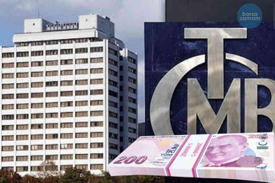Merkez Bankası piyasaya 59 milyar lira verdi