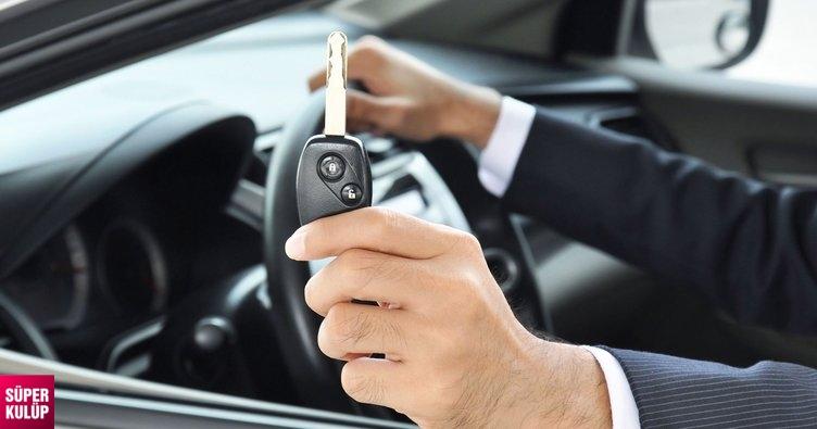 Yeni yöntem Rent A Car dolandırıcılığı