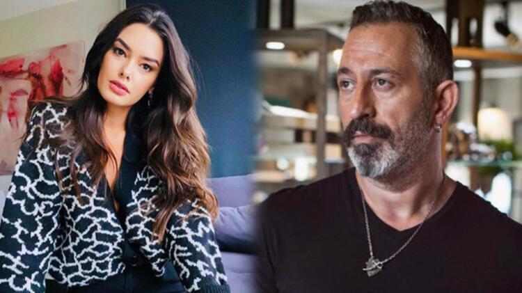 Saadet Özsırkıntı, Cem Yılmaz'la aşk yaşadığı iddialarına açıklık getirdi