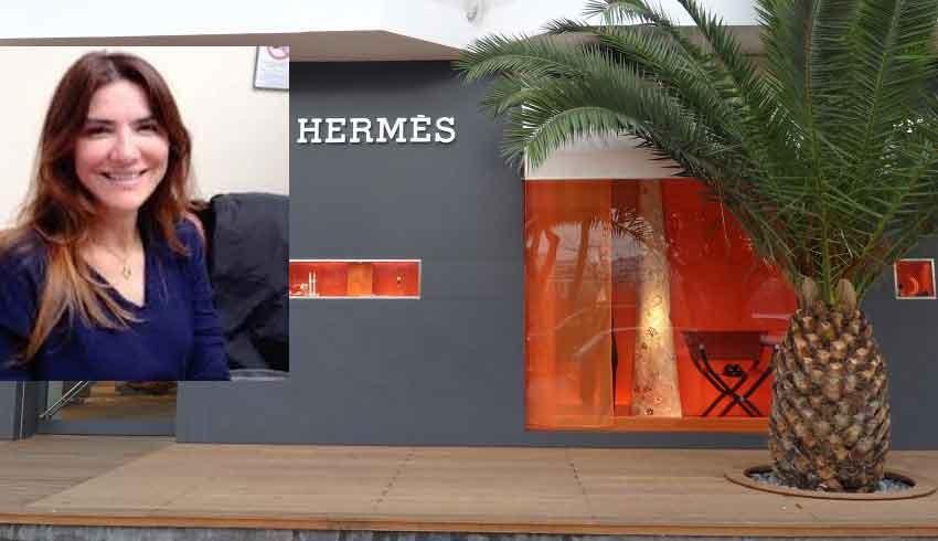 Hermes Genel Müdürü Ebru Karaçam işçi kıyımı yapıyor