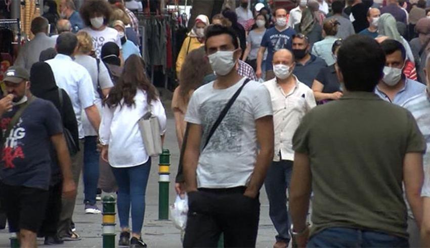 İstanbul'da vakaların en fazla düştüğü ilçeler açıklandı