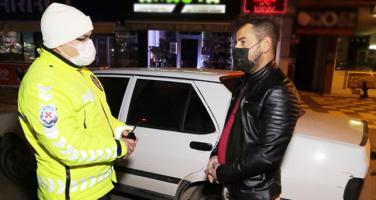 Ehliyetsiz sürücüden pes dedirten savunma: 'Sadece gece biniyorum'
