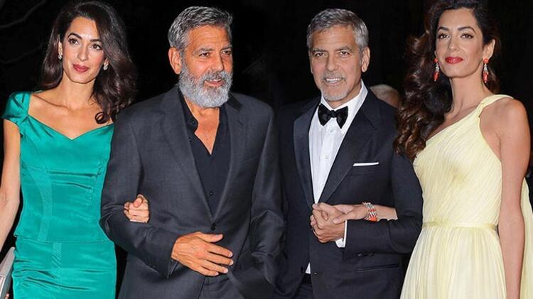 George Clooney: Evliliğim boyunca eşimle hiç tartışmadık