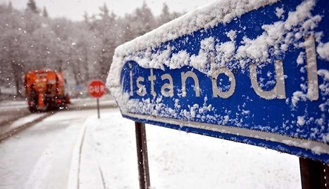 İstanbul için yağış uyarısı: Perşembe günü kar geliyor