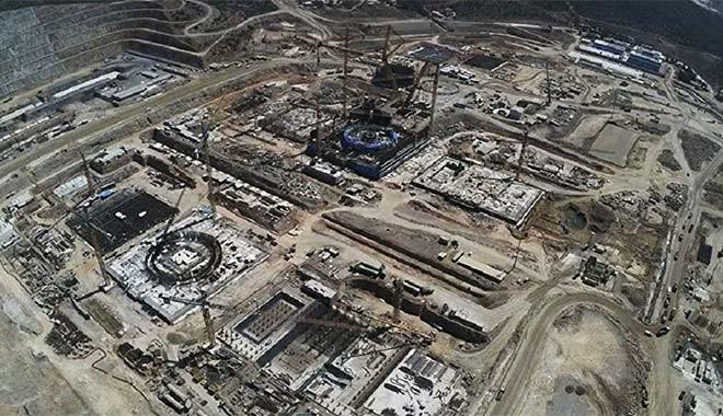 Akkuyu Nükleer Santrali'nde 'çatlak' iddialarına açıklama
