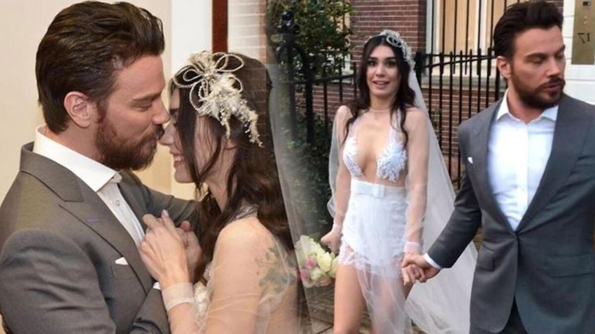 Sinan Akçıl, Burcu Kıratlı ile ikinci kez evleniyor!